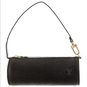 Louis Vuitton Epi Soufflot pochette black